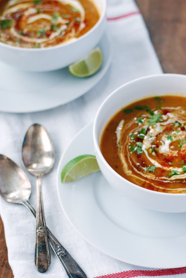 feed a child, nourish a mind + curried sweet potato soup // brooklyn supper
