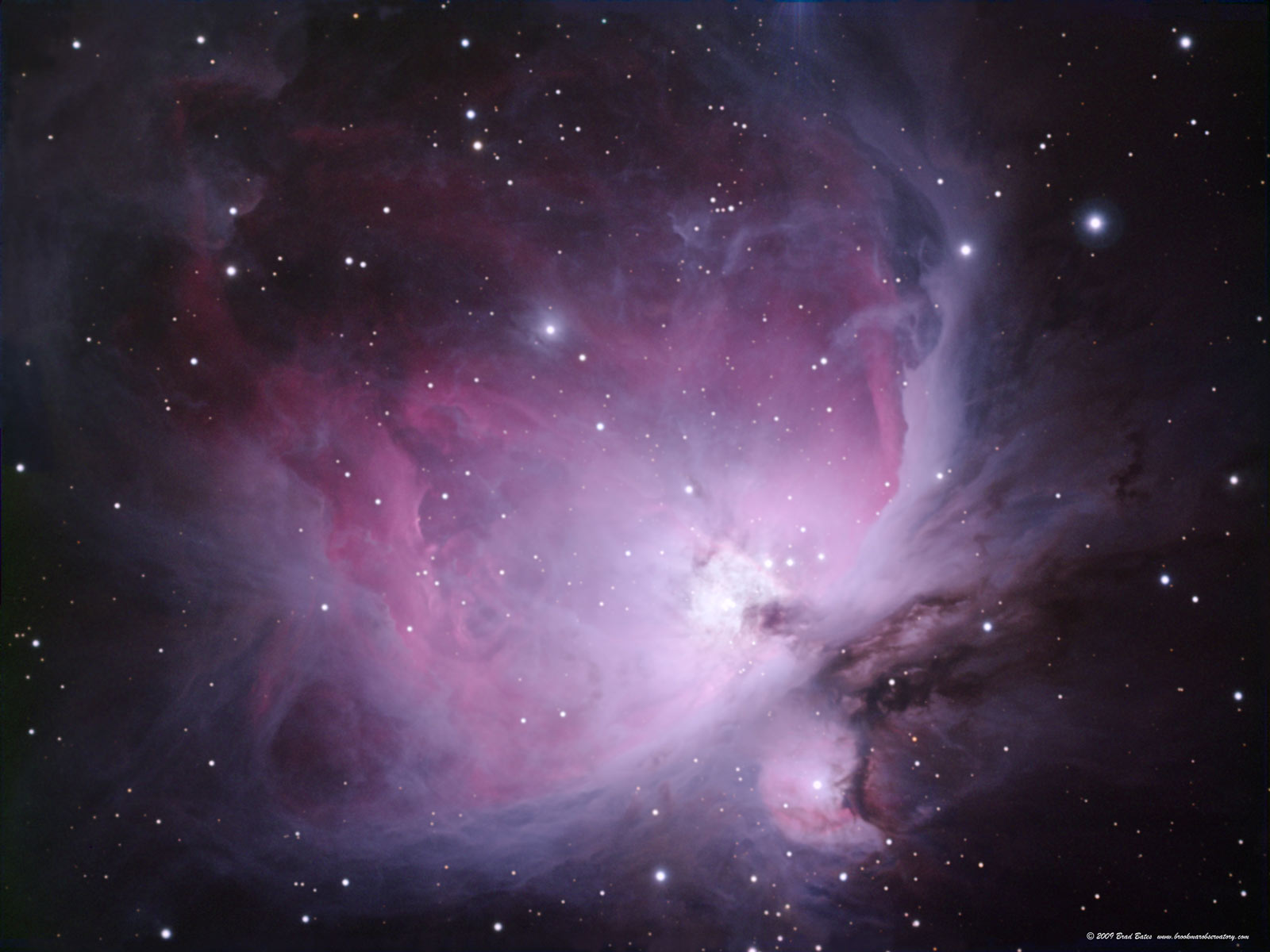 Orion Nebula Hd Wallpaper Orion Nebula From Hubble Pics About Space
