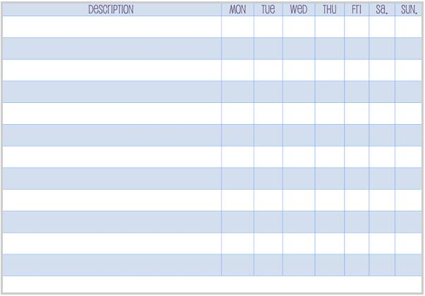 Catch All Notebook Refill Sheets Make Today Matter