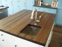 Classic White Kitchen - Brooks Custom