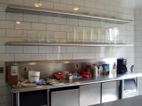 Stainless Steel Shelves For Kitchen - Home Design
