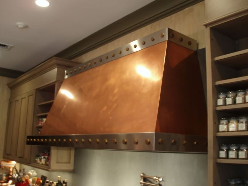 Large Of Copper Range Hoods