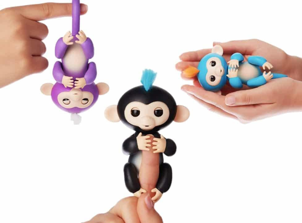 Wowwee Fingerlings Monkeys Review 2018 - Where to Buy Fingerlings - christmas toy sales