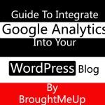 How To Install Google Analytics In WordPress Blog