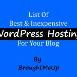 Cheapest Way To Host WordPress Blog With These Reliable Hostings