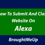 How To Submit And Claim Your Website On Alexa