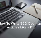 seo optmized articles