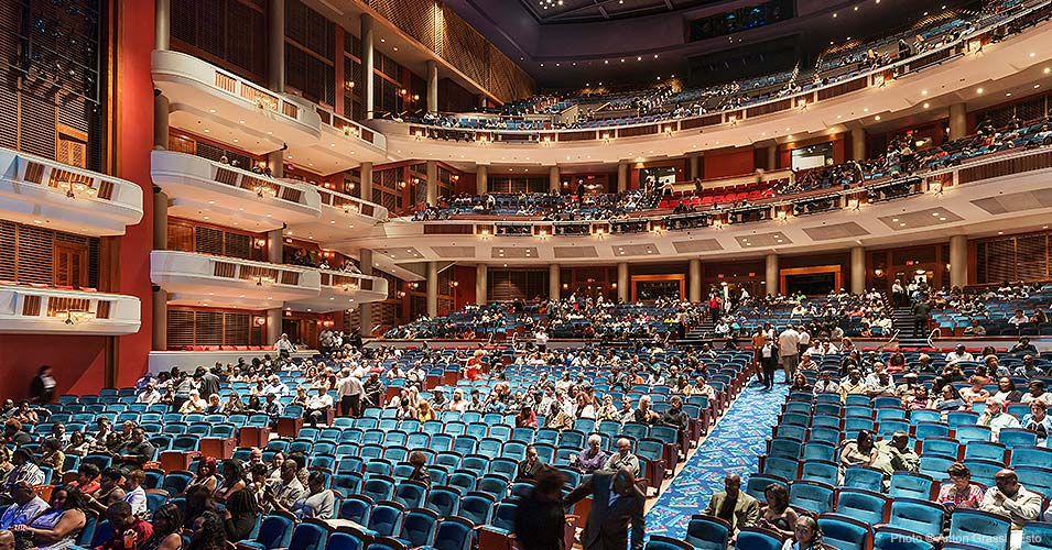 Au-Rene Theater Broward Center for the Performing Arts