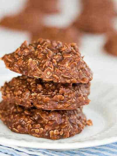 Easy No-Bake Cookie Recipe