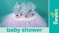 Princess Baby Shower Ideas: Chocolate Brownie Cake Pops ...