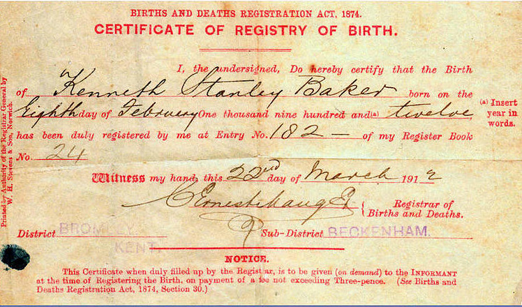 The Silent Inequality American Birth Certificate Prejudices - Brown - birth certificate