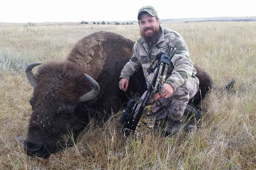 weather for buffalo south dakota