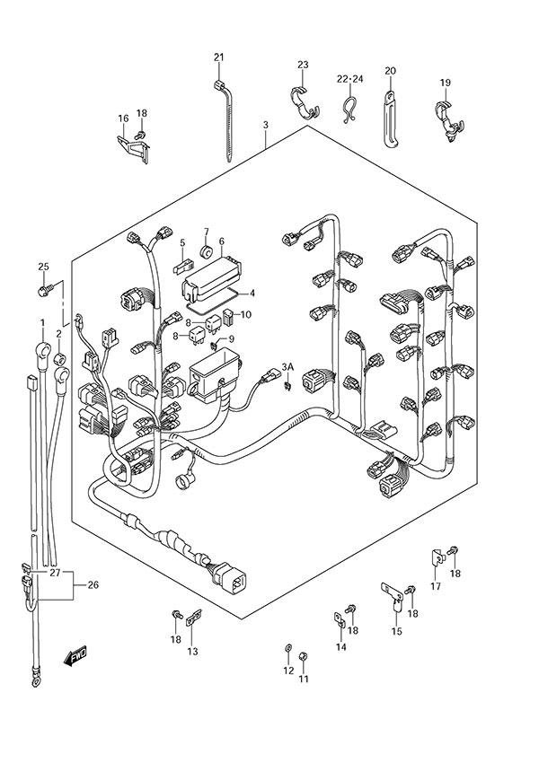 Suzuki Lt 300e Wiring Electronic Schematics collections