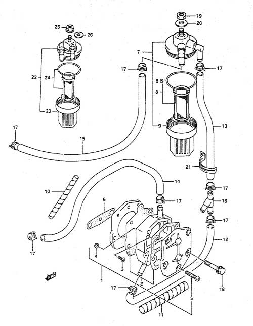chrysler 318 marine wiring diagram