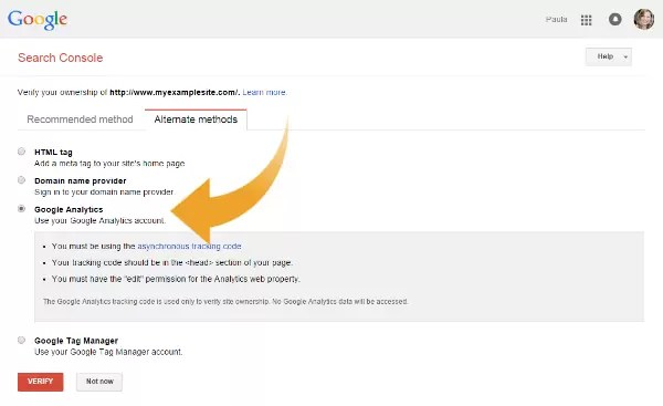 How to Set Up Google Search Console (Webmaster Tools)