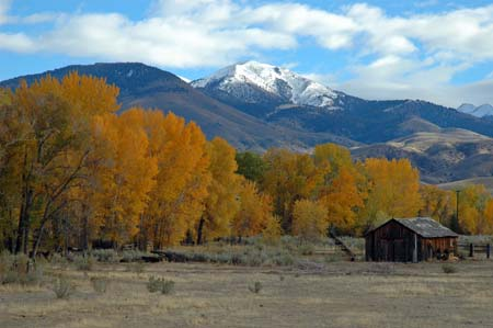 Pictures Of Fall Wallpapers Montana Autumn By Bruce Gourley