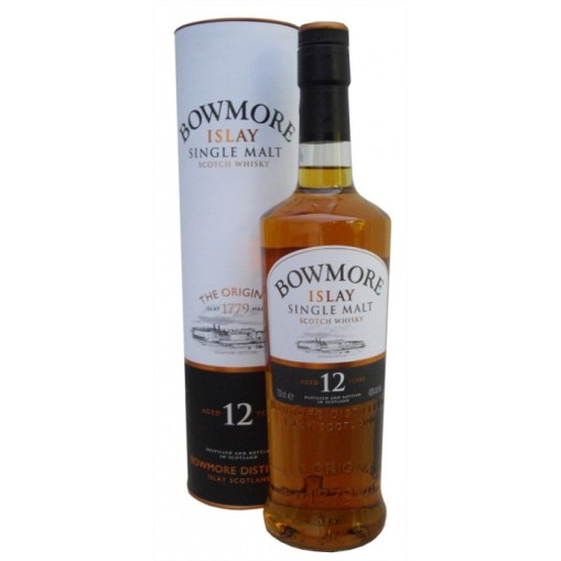 Bowmore Single Malt 12 Years Old kr 450,-