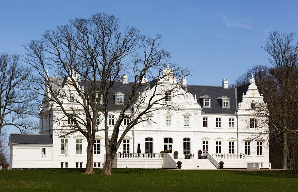 bryllup slott norge