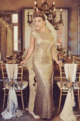 glamorøst-bryllup-gull-glitter-fløyel