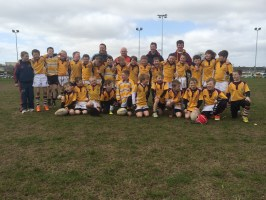 Under 10's At Galwegians
