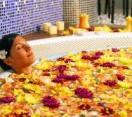 Brujería con baño de florecimiento