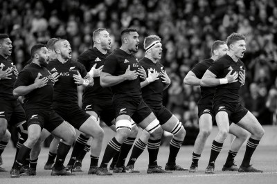 Men in Black: Tudor Watches and the All Blacks rugby team