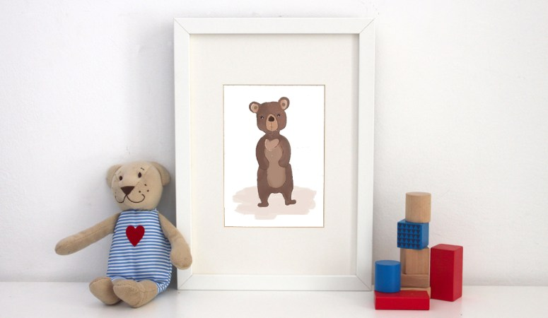 Nursery Artprints