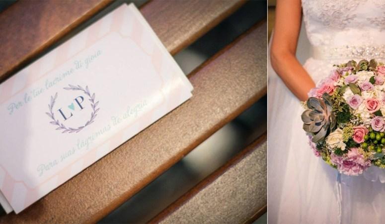 Custom Wedding Paperie – Italy