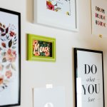 Top 10 Tricks and DIY Projects to Style Your Office + Free Print!
