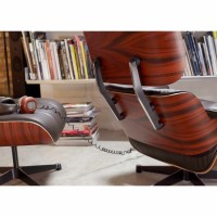 Vitra Lounge Chair & Ottoman - Classic Version - bruno ...