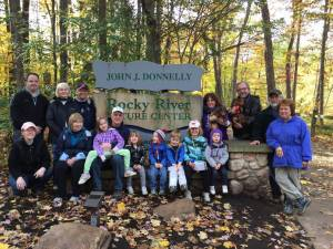 Hiking Club at Rocky River Nature Center
