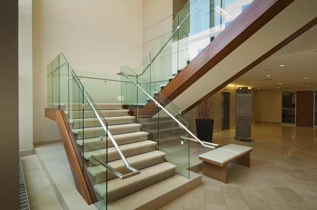 Ways To Update Your Staircase With Frameless Glass