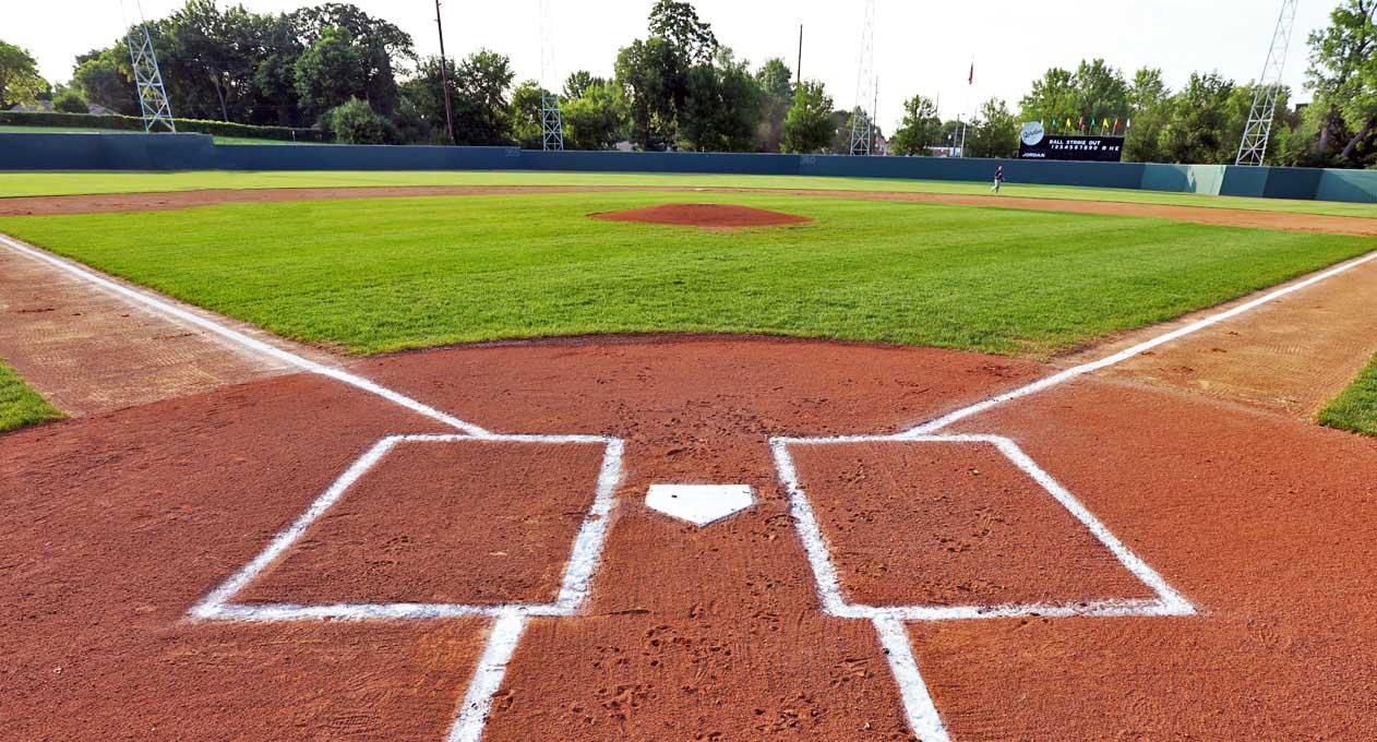 Fall Hills Wallpaper Limestone Aggregates Baseball Field Dirt Road Base