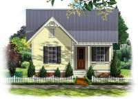 BSA Home Plans: Clarkston Cottage (Victorian) Historic