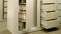 Rotary File Cabinets | Business Systems & Consultants