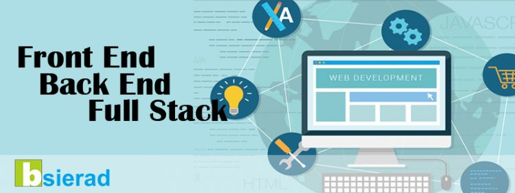 Perbedaan antara Front End, Back End dan Full Stack Developer