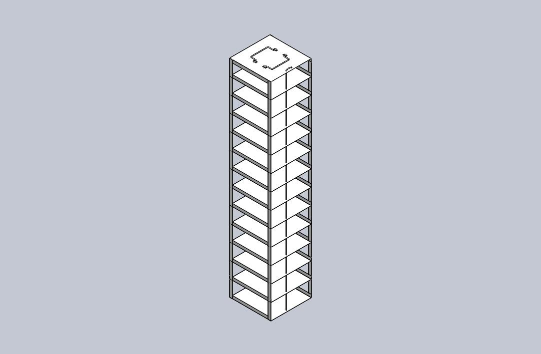 Cf 13 2 S Y Xx Vertical Racks
