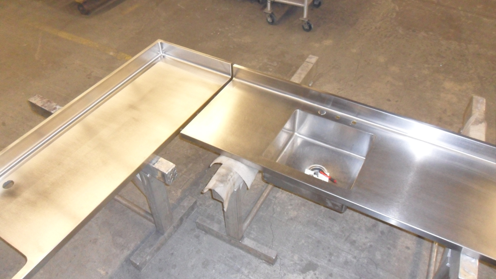 Stainless Steel Welding And Fabrication Bsiw