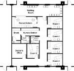 Medical Fice Layout Floor Plans