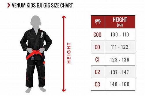 VENUM KIDS Jiu Jitsu Gis \