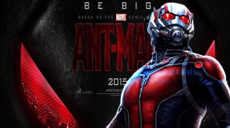 Paul Rudd stars as Ant-Man
