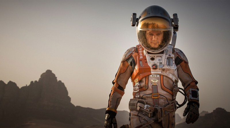 The Martian Matt Damon