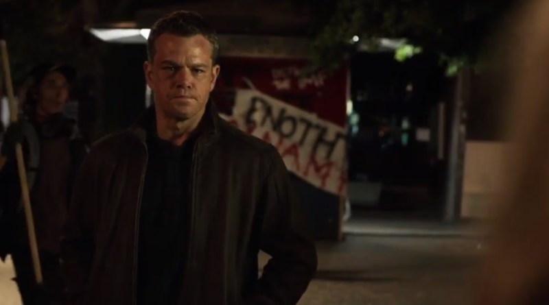 Jason Bourne- Bourne 5 Trailer