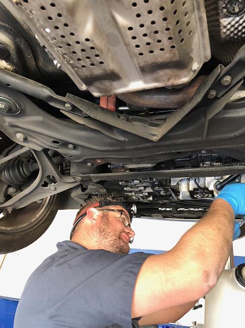 Mercedes-Benz Repair European Auto Service Campbell, CA