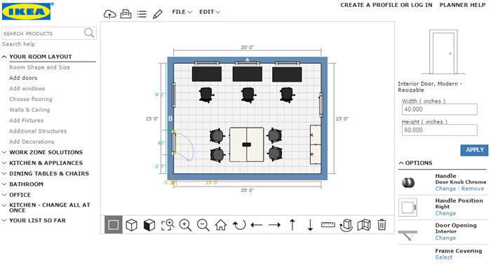 5 Best Free Design and Layout Tools For Offices and Waiting Rooms