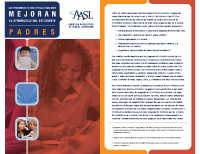 AASL School Library Programs Improve Student Learning – Parents (Spanish)