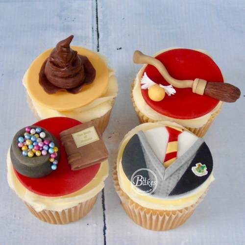 Medium Of Harry Potter Cupcakes