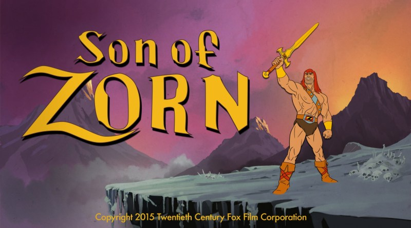 Son of Zorn official