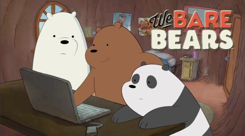 4) We Bare Bears