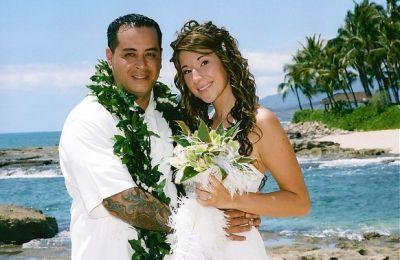 Men's Hawaiian Maile Lei – bubbly bride